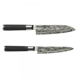 Santoku 18cm & Universalkniv 15cm
