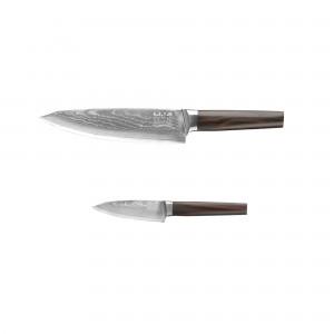 Kockkniv 20cm & Skalkniv 9cm