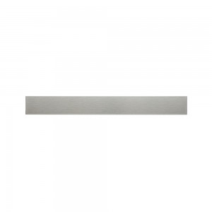 Magnetlist i rostfritt stål, 50cm