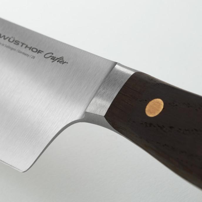 Kockkniv 20cm, Santoku 17cm & Skalkniv 9cm